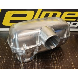 V-rod billet plenum